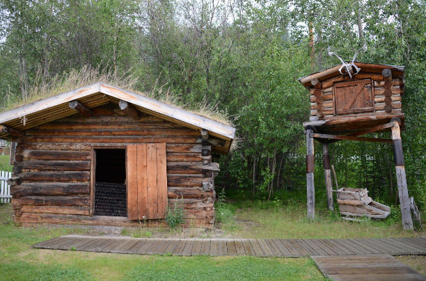 Types of Log Cabins: Different Types of Cabins