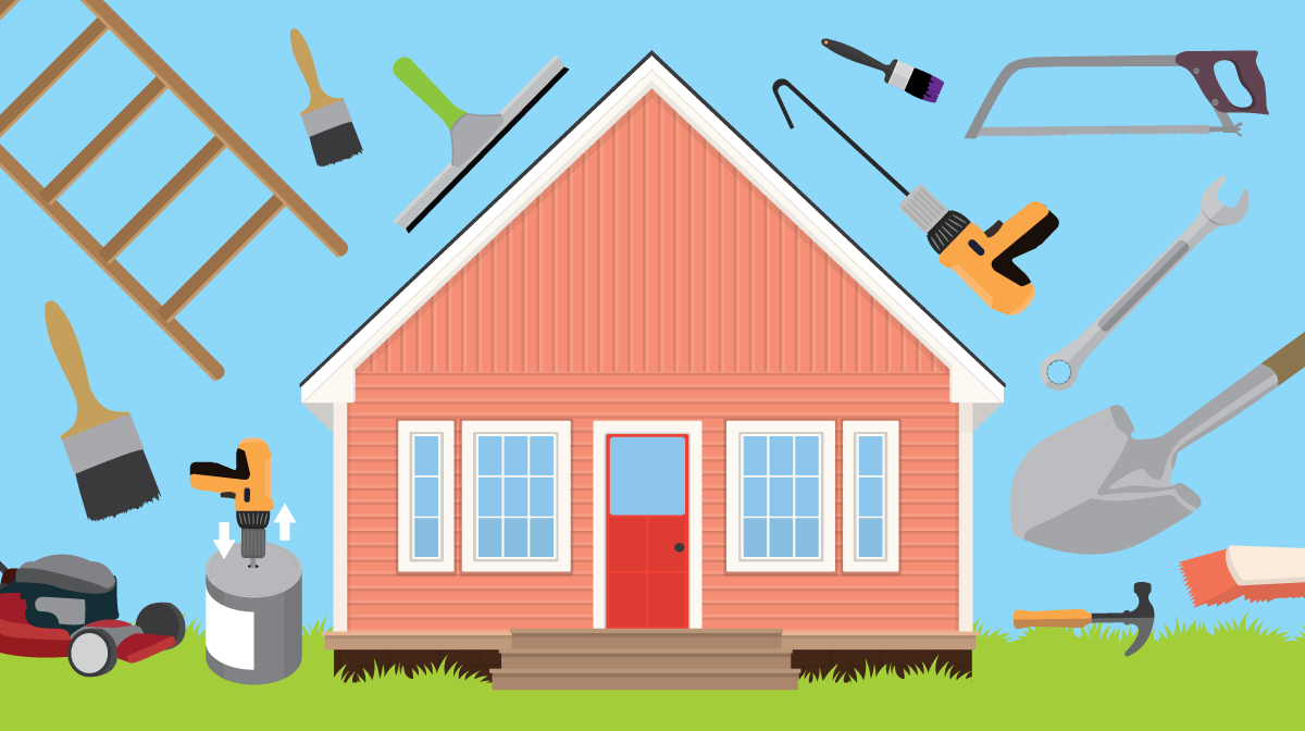 A Guide to Fixing Up Your House