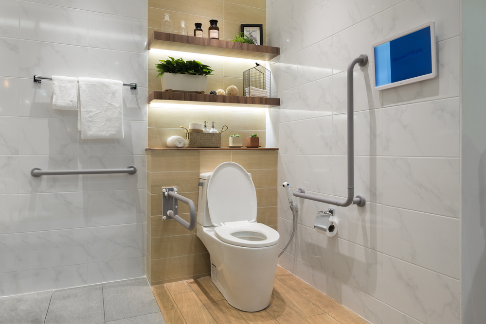 A Quick Look at Bathroom Disability Requirements